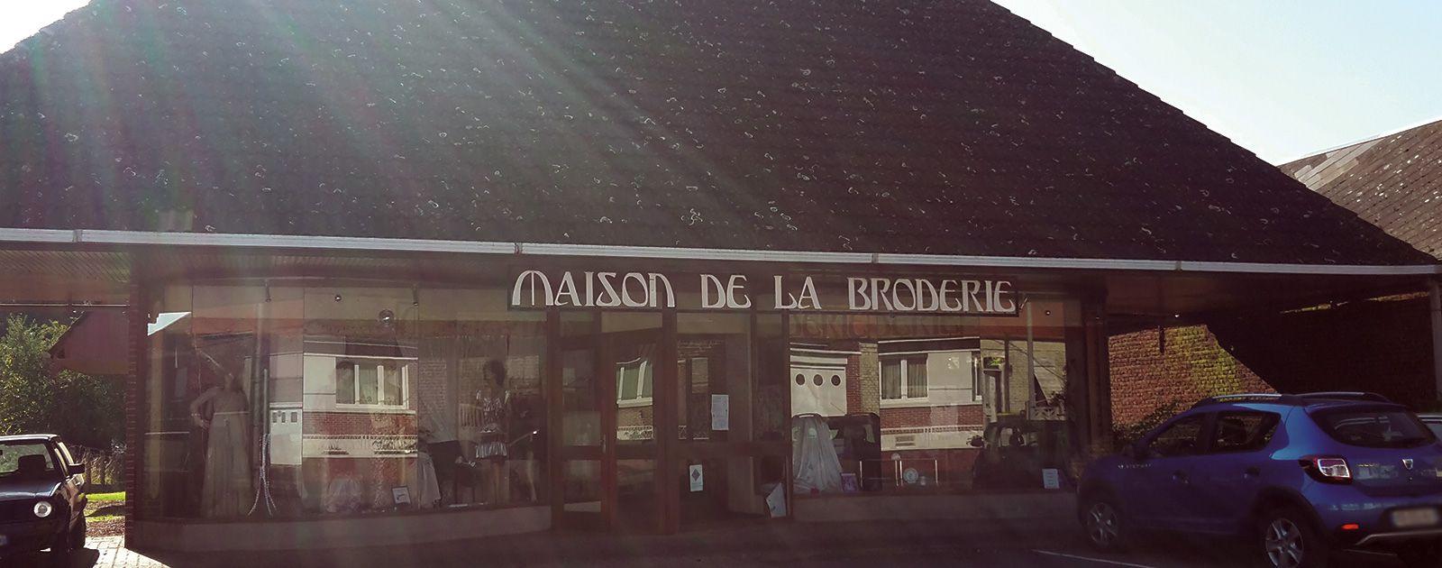 Commune de villers outr aux la maison de la broderie - La maison de la broderie ...
